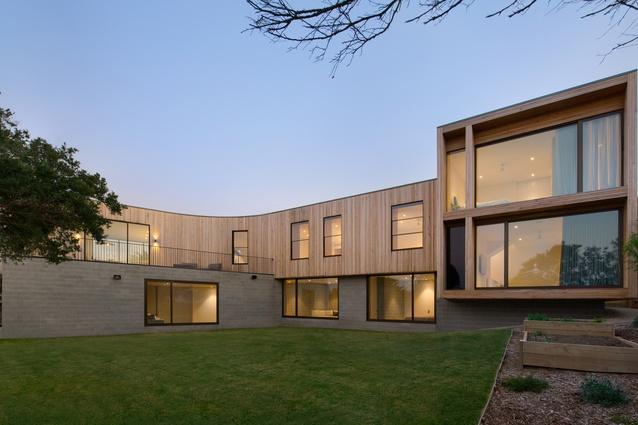 Parkside House by Cera Stribley Architects.