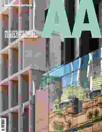 Architecture Australia March/April 2017.
