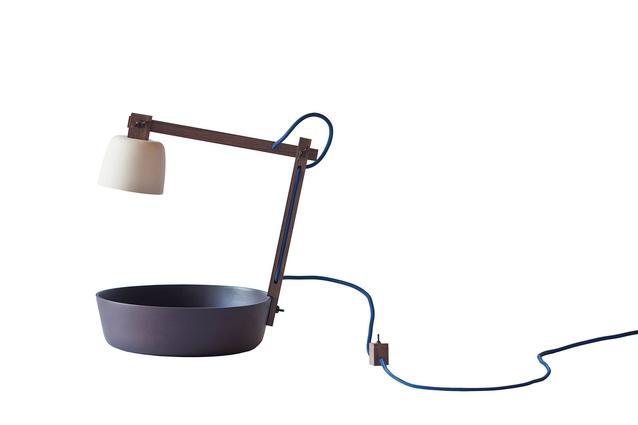 Tafelstukken lamps.