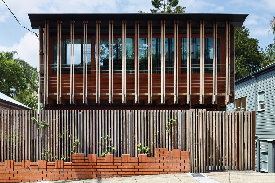 West End House (Qld) by Kirk.