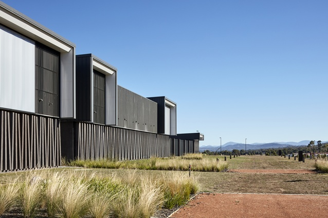 Australian Federal Police Forensics and Data Centre by Hassell.