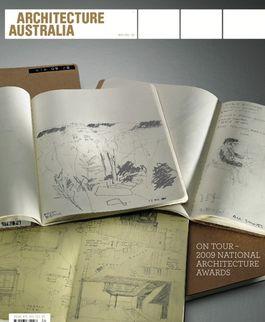 Architecture Australia, November 2009