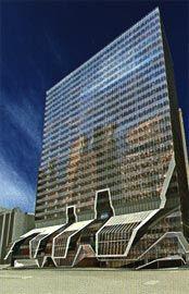 BHP Billiton headquarters building by Lyons.