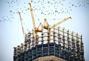 Should construction sites be shut down in a pandemic?