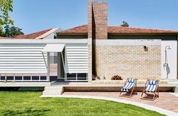 Dichotomous domesticity: Rosalie House